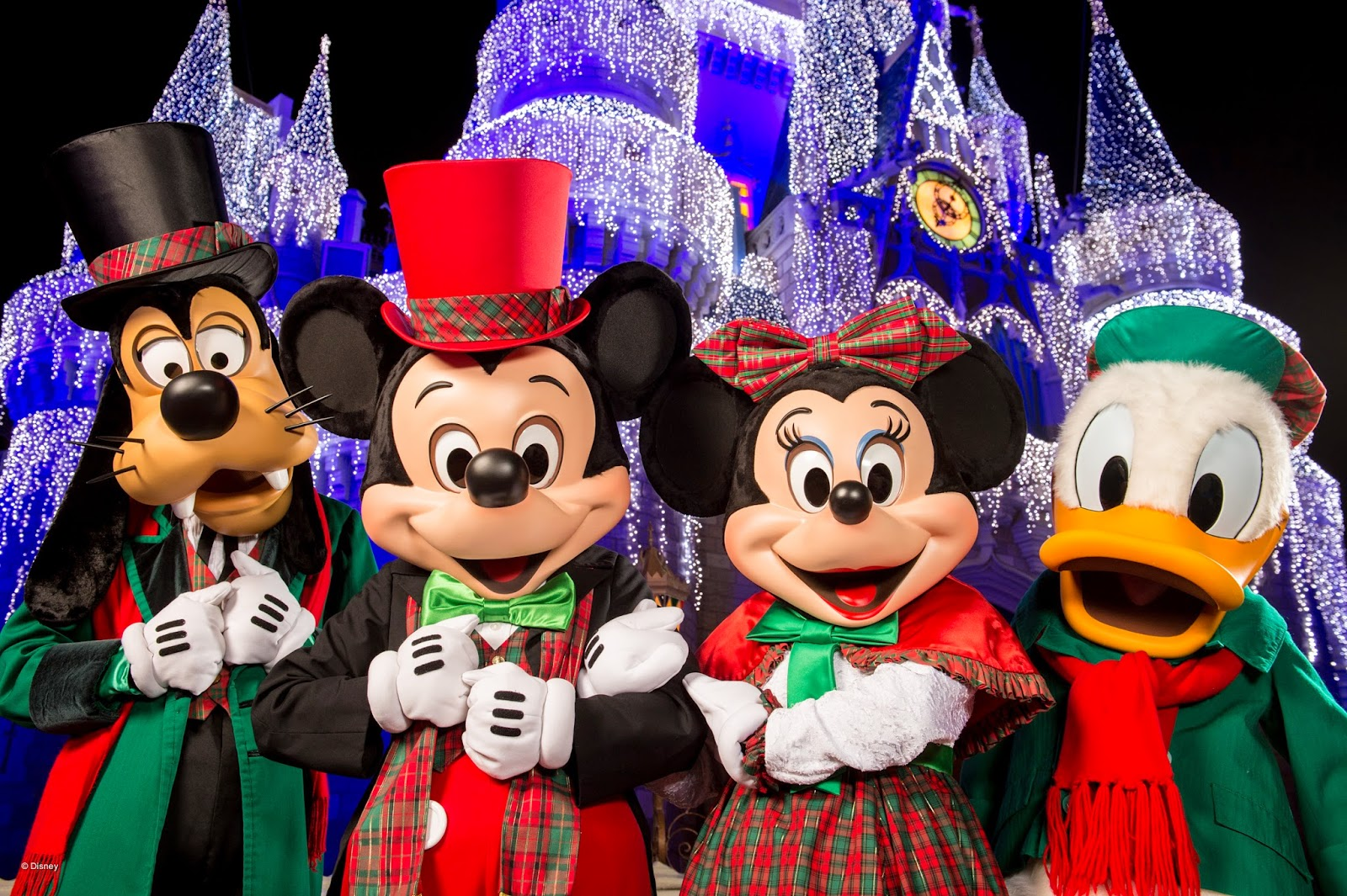 2017 mickeys very merry christmas party dates released - Mickeys Very Merry Christmas