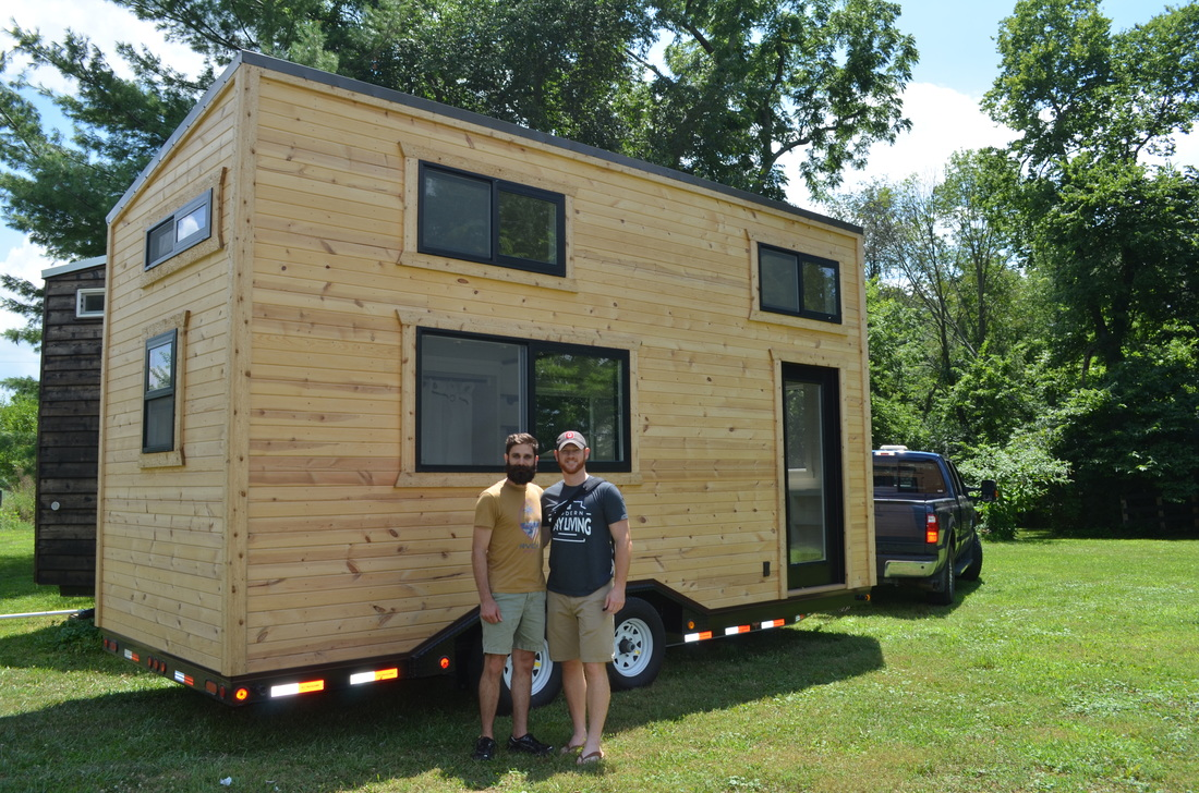 Tiny Home Designs: TINY HOUSE TOWN: The Mohican From Modern Tiny Living