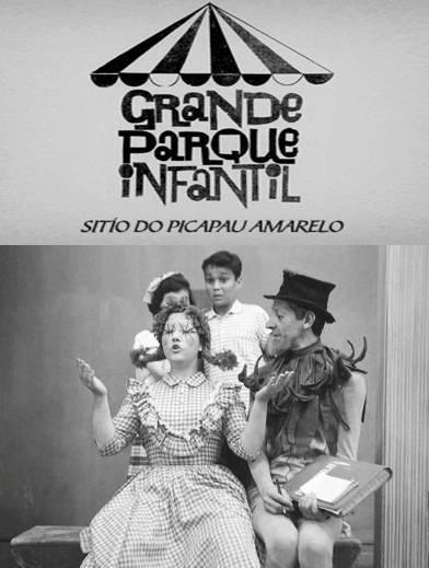 Sinopses de Filmes, Novelas e Séries: Sítio do Picapau Amarelo (1964-1965)