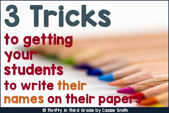 https://www.thriftyinthirdgrade.com/2018/12/3-tricks-to-getting-your-students-to.html