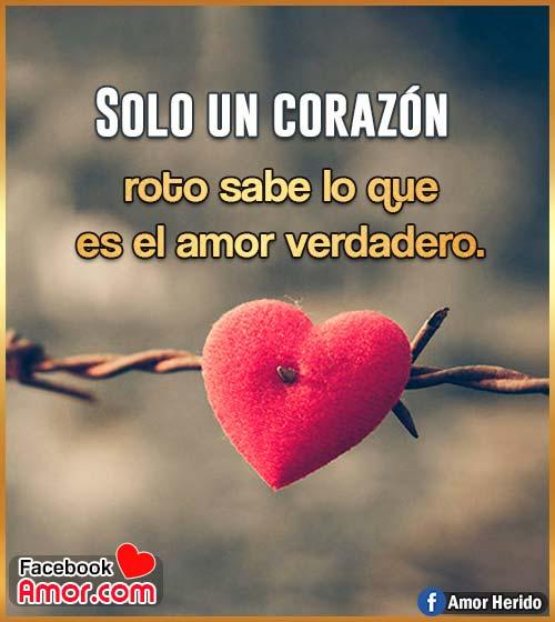 corazones lastimados amor