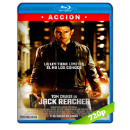 Jack Reacher: Bajo la mira (2012) BRRip 720p Audio Dual Latino-Ingles