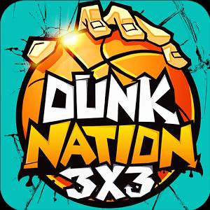 Dunk Nation 3X3 MOD APK
