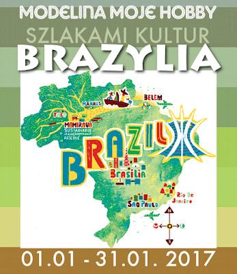 Wyzwanie #31 Szlakami Kultur – Brazylia