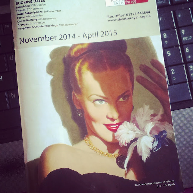 12pm - Bath Theatre Royal's brochure