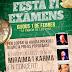 El proper 1 de febrer, FESTA FI D'EXÀMENS!