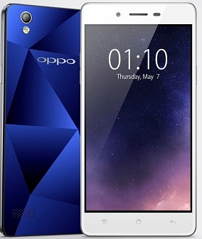 Cara Flash Oppo Mirror 5