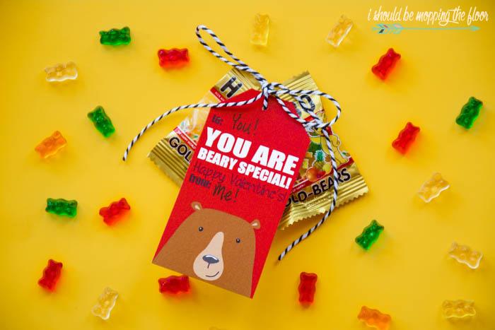 Bear Valentines
