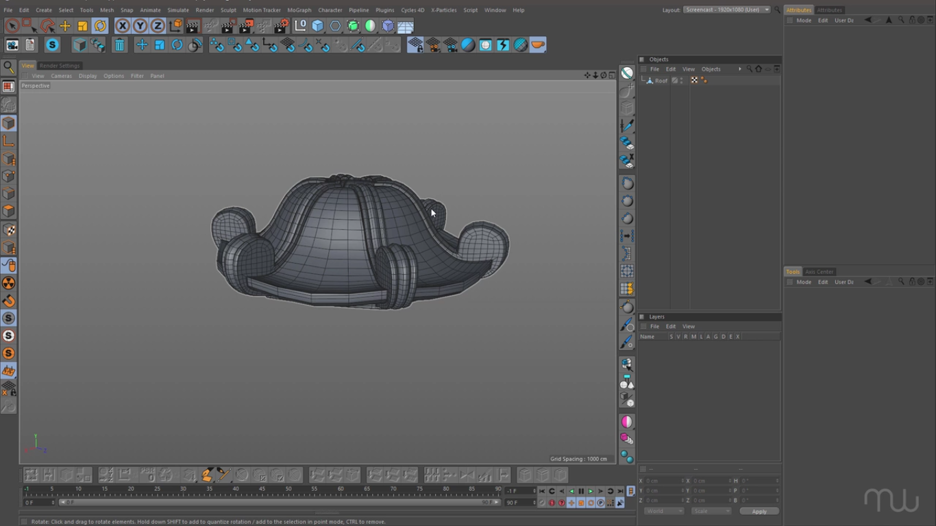 Unwrap Objects in C4D With 3D-Coat | CG TUTORIAL