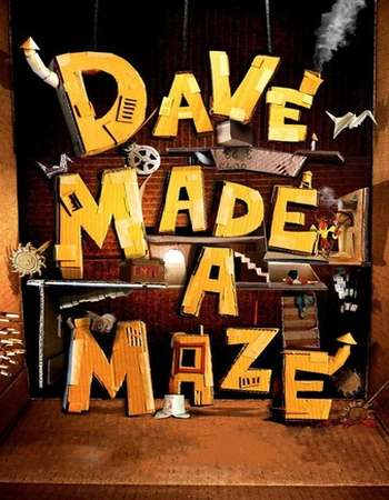 Download Film Dave Made Maze 2017