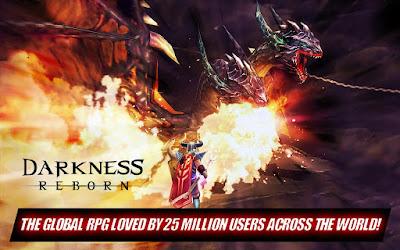 Darkness Reborn Apk v1.3.8 Mod (Immortality + Attack)