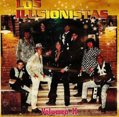 Los Ilusionistas (santa fe) - Los Ilusionistas (Vol.2) (1996)