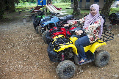 Sewa ATV Jelajah Jungle