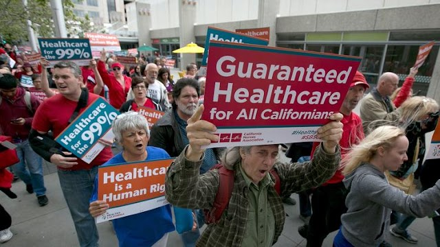 California Single Payer Reality - LA Times
