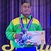 Faebolo Daud Gowasa, Putera Nias Peraih 3 Medali Emas Angkat Berat Se-Asia