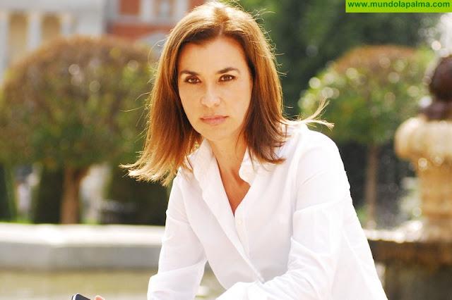 La escritora Carmen Posadas se incorpora al Comité de Selección de isLABentura, el taller de guión de La Palma Film Commission