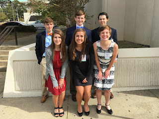 Montgomery Catholic Honored at YMCA Youth Judicial Conference 3