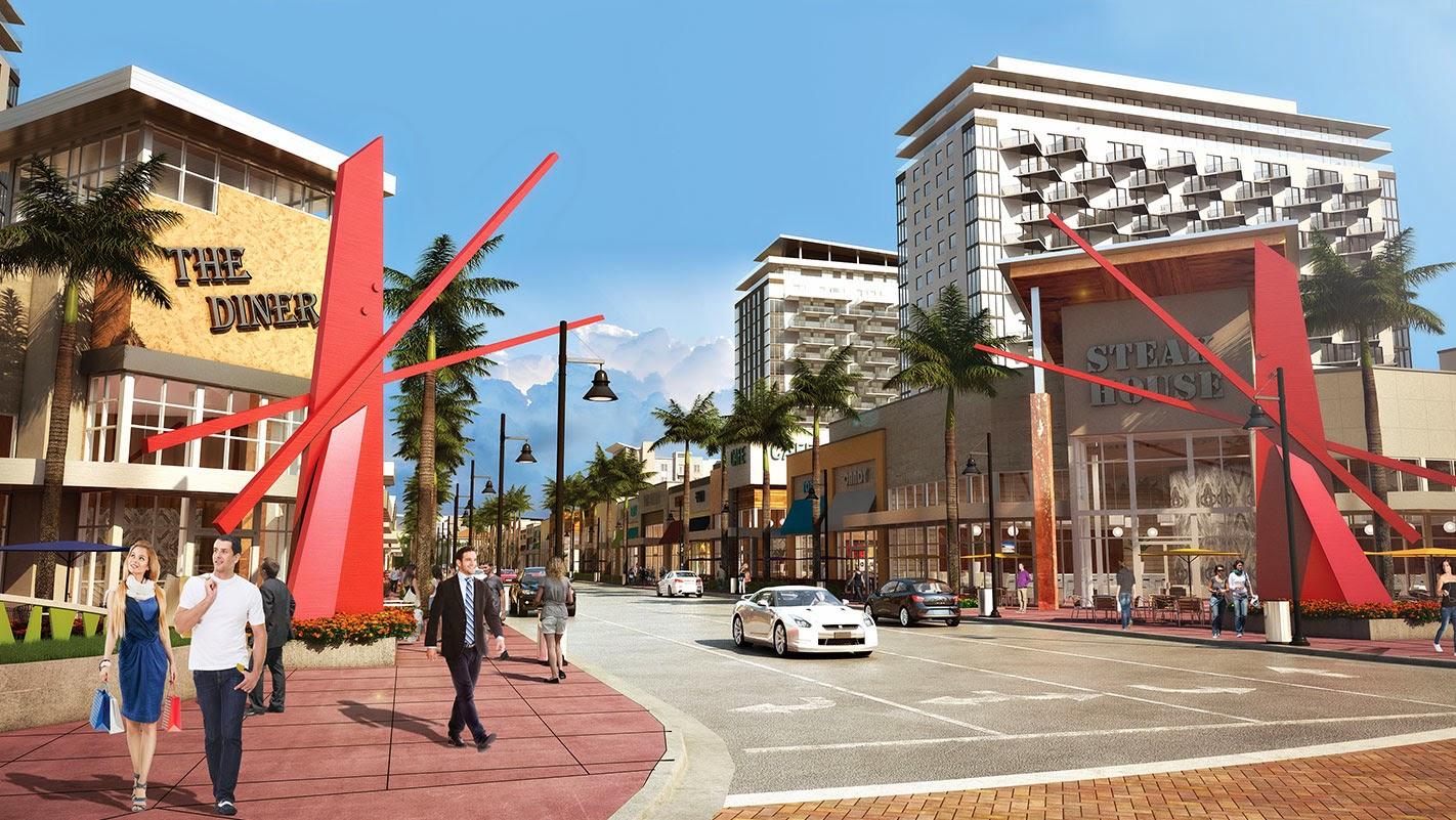 Downtown Doral Restaurants