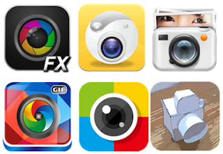 10 aplikasi camera terbaik