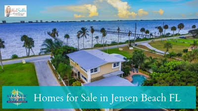 Jensen Beach FL Homes