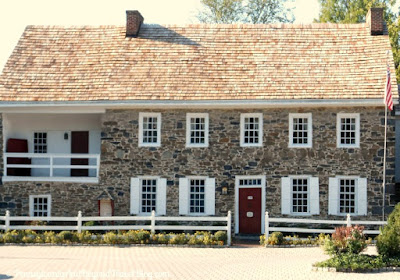 Dobbin House Restaurant and Tavern in Gettysburg