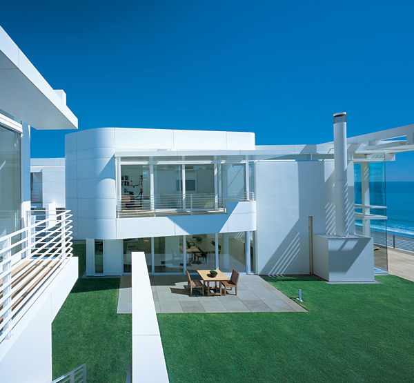 Luxury Oceanfront Beach House, California, USA