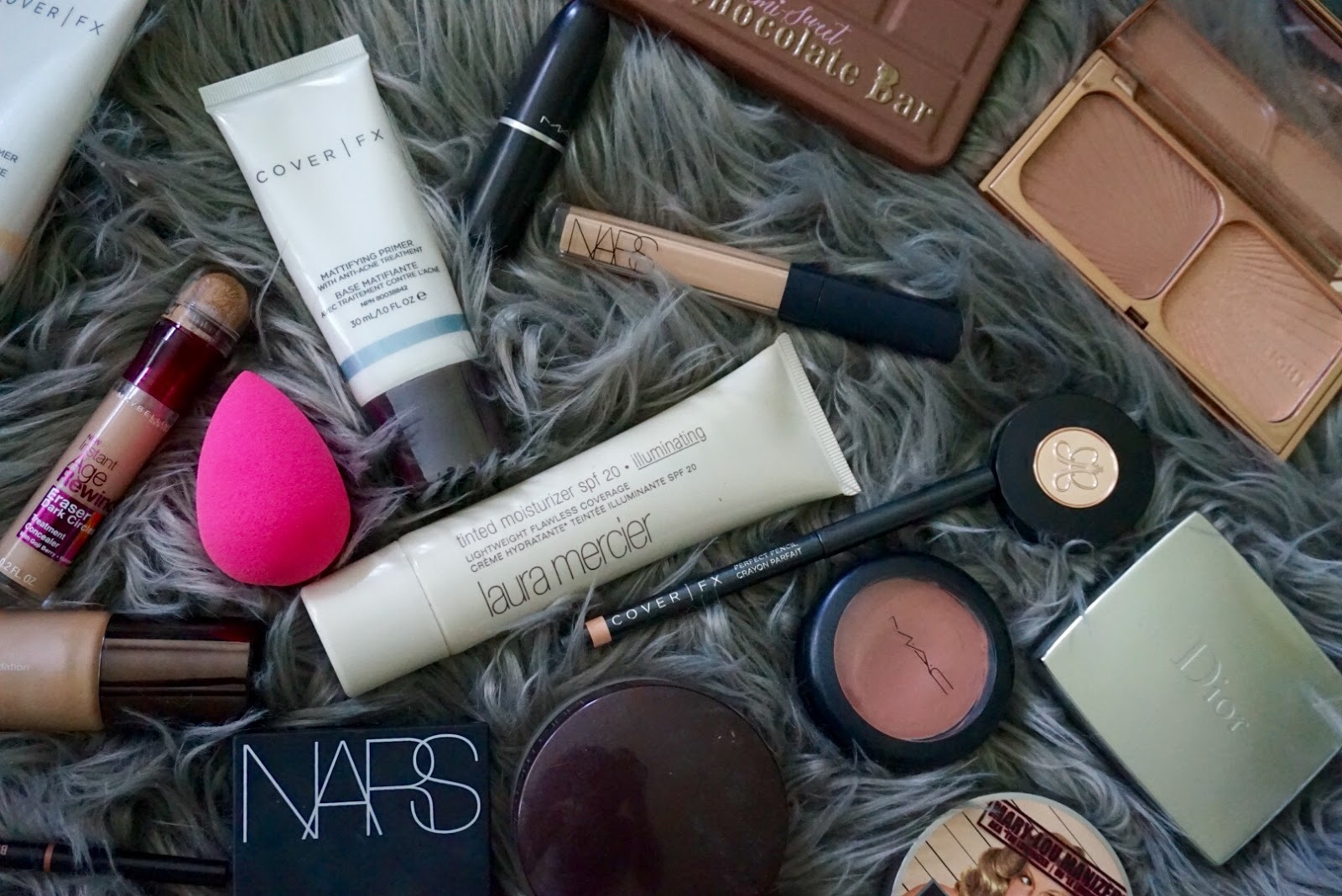 The best makeup for a natural look