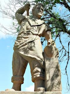Schmied (Ferreiro), Profissões dos Imigrantes Alemães no Parque Pedras do Silêncio, Nova Petrópolis