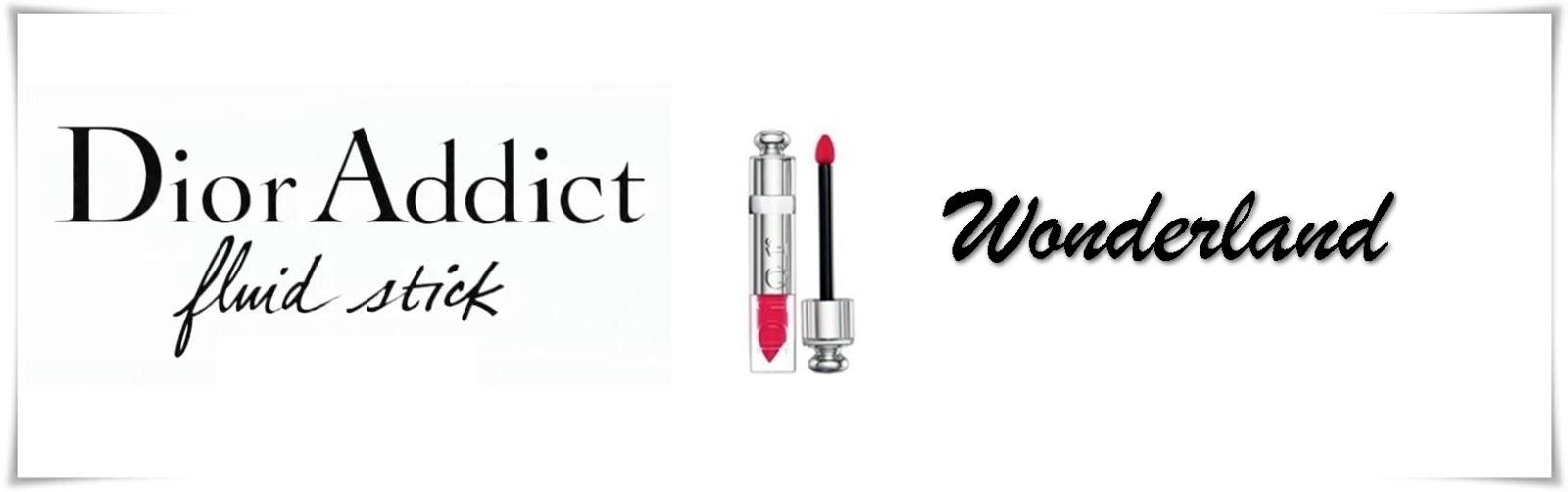 c74faf865b8b Golden Wendy - Le Blog  Dior Addict Fluid Stick, Wonderland