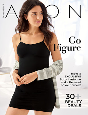 avon catalog go figure flyer