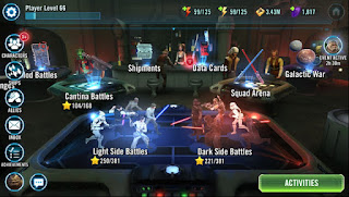 Star Wars Galaxy Heroes Mod Apk (Unlimited Energy)