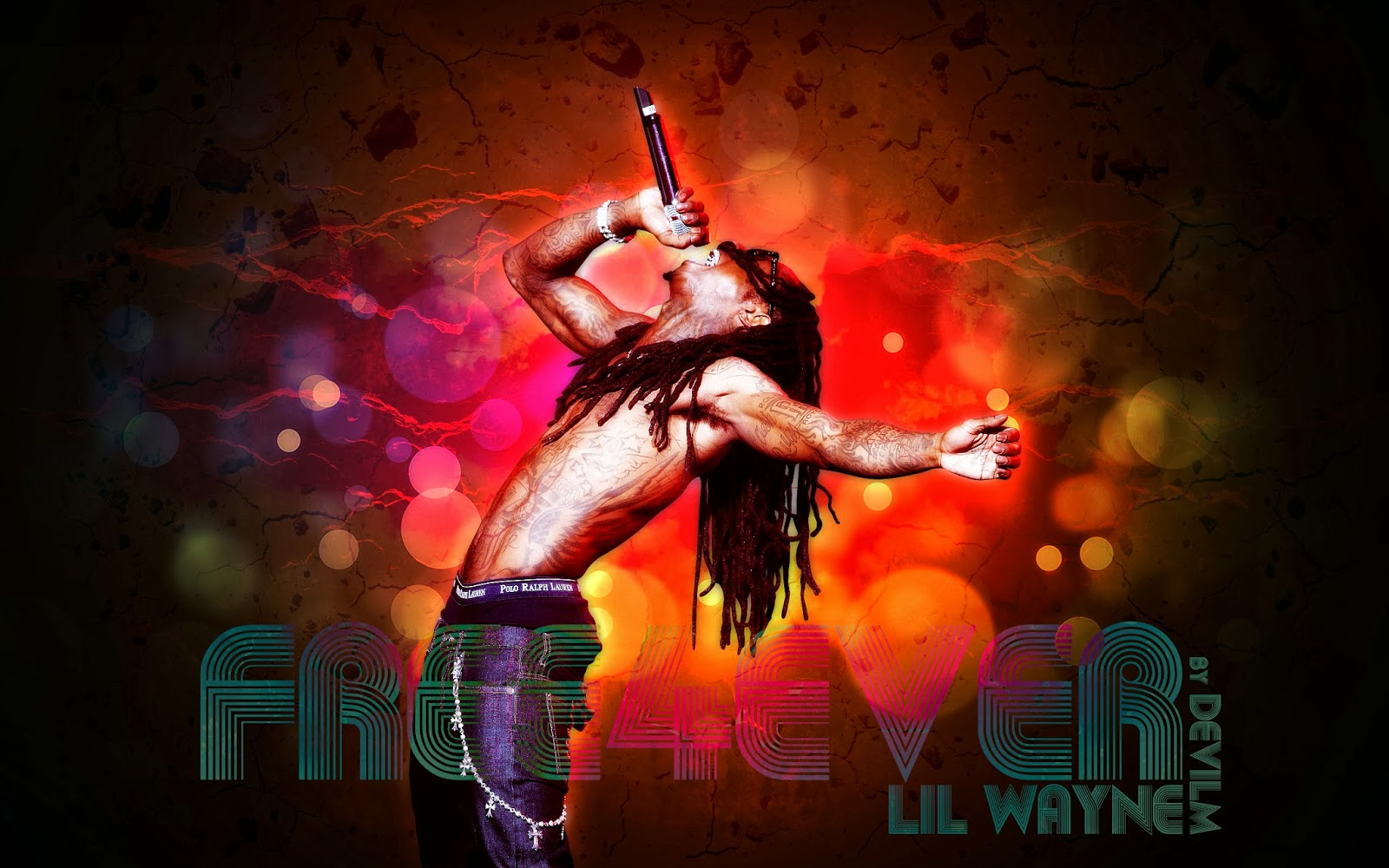 Lil Wayne 3d Wallpaper Lil Wayne Hd Desktop Wallpapers Free Hd Wallpapers