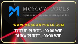 PREDIKSI MOSCOW POOLS HARI SENIN 30 APRIL 2018
