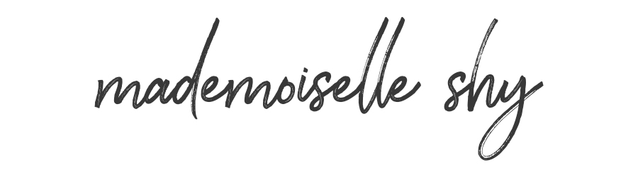 Mademoiselle Shy
