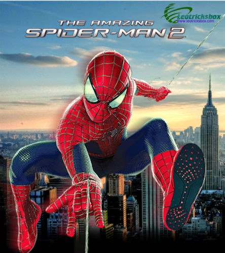 The Amazing Spider Man 2 720p Bluray Dual Audio [Hindi 5.1 -Eng 2.0]