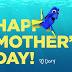 """Dory surge na internet desejando """"Feliz dia das Mães"""", confira"""