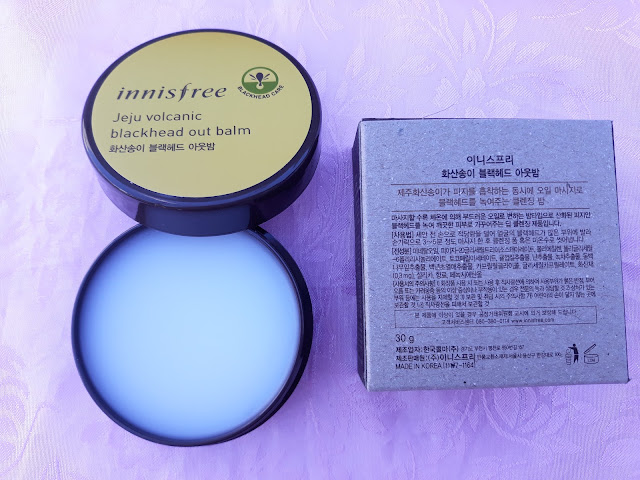 Innisfree Jeju Volcanic Blackhead Out Balm 30g/Php 240