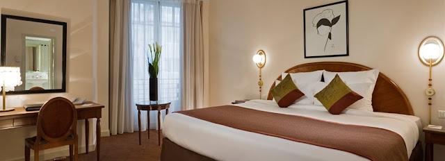 comment faire une chambre luxe comme une chambre d 39 h tel. Black Bedroom Furniture Sets. Home Design Ideas