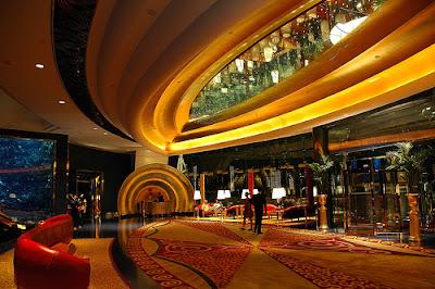 Interior hotel burj al arab