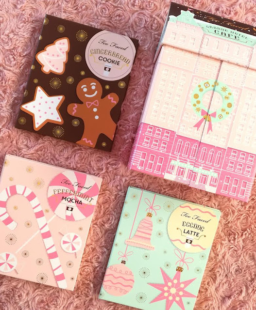 🎄 Grande Hotel Cafe de Too Faced 🎄