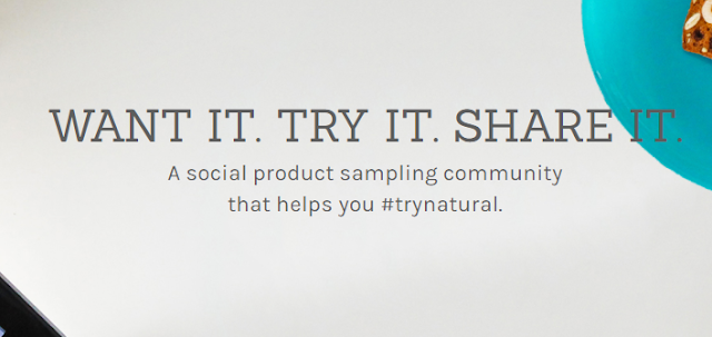 Get All Natural Products Mailed to You Free to Try