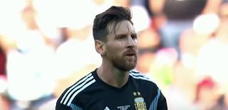 تشكيلة الأرجنتين لمباراة فرنسا..بافون أساسياً وميسى يقود الهجوم
