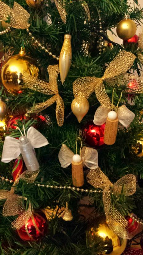 incontrare metà prezzo miglior valore Come riutilizzare i tappi di sughero a Natale: 5 modi ...