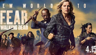Fear The Walking Dead 4° Temporada – Episódio 08
