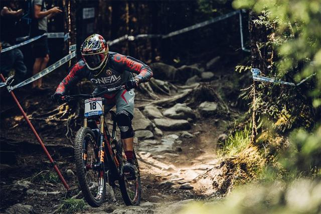 2016 Fort William UCI World Cup Downhill: Results Greg Minnaar