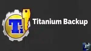 Aplikasi TITANIUM BACKUP