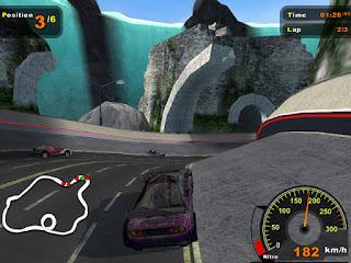 Download Permainan Gratis Extreme Racer