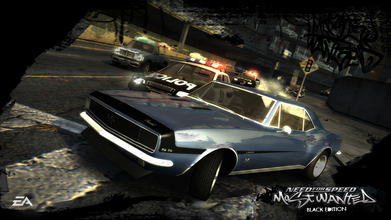 Cheat Most Wanted Black Edition | newtipsgame.com