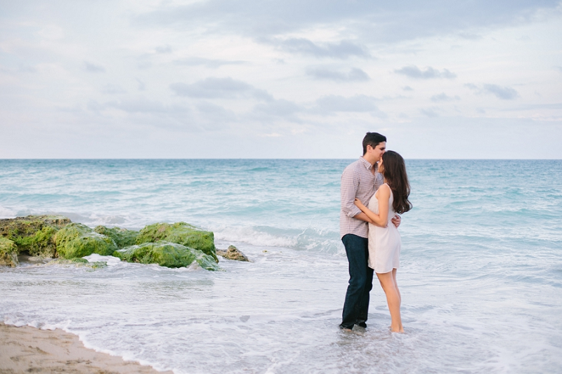 south florida palm beach engagement photos