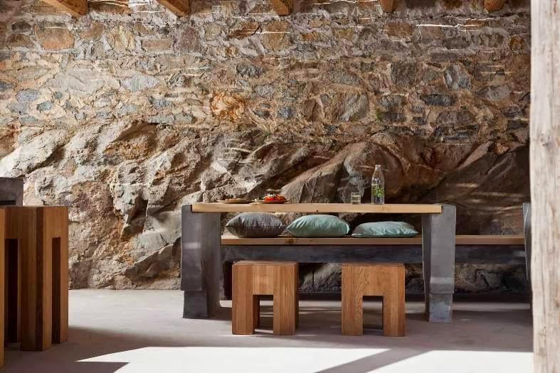 hotel en Serifos playa de Vagia